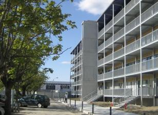 422 logements étudiants / ENAC