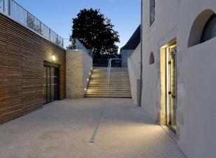 Centre Ailhaud Castelet, Pavillon et atéliers à médiations