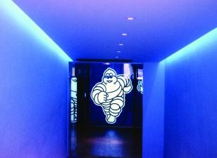 Espace Michelin, salles d'exposition, musée