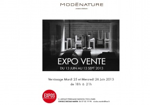 Exposition : Modenature