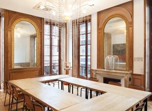 MAISON DU LIMOUSIN, centre d'affaires, aménagement, scénographie, mobilier